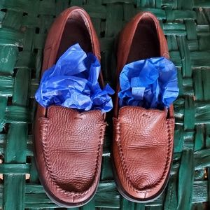 Dockers Leather Loafers (Womens)
